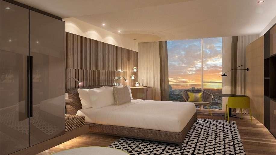 Solution EPM - Chambre d'hôtel de luxe du groupe Accor